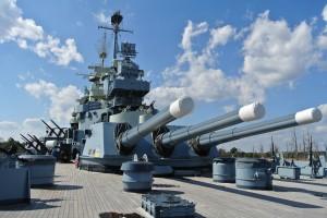 USS Battleship North Carolina