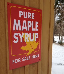 Maple small