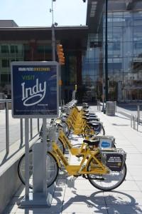 Indianapolis Bike Share
