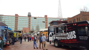 Food Truck Tuesdays at Larkin Square, Buffalo